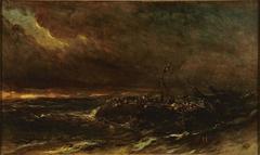 Naufrage du trois-mâts Emily en 1823