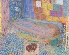 Nude in Bathtub