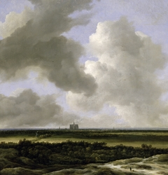 Panoramic View of Haarlem