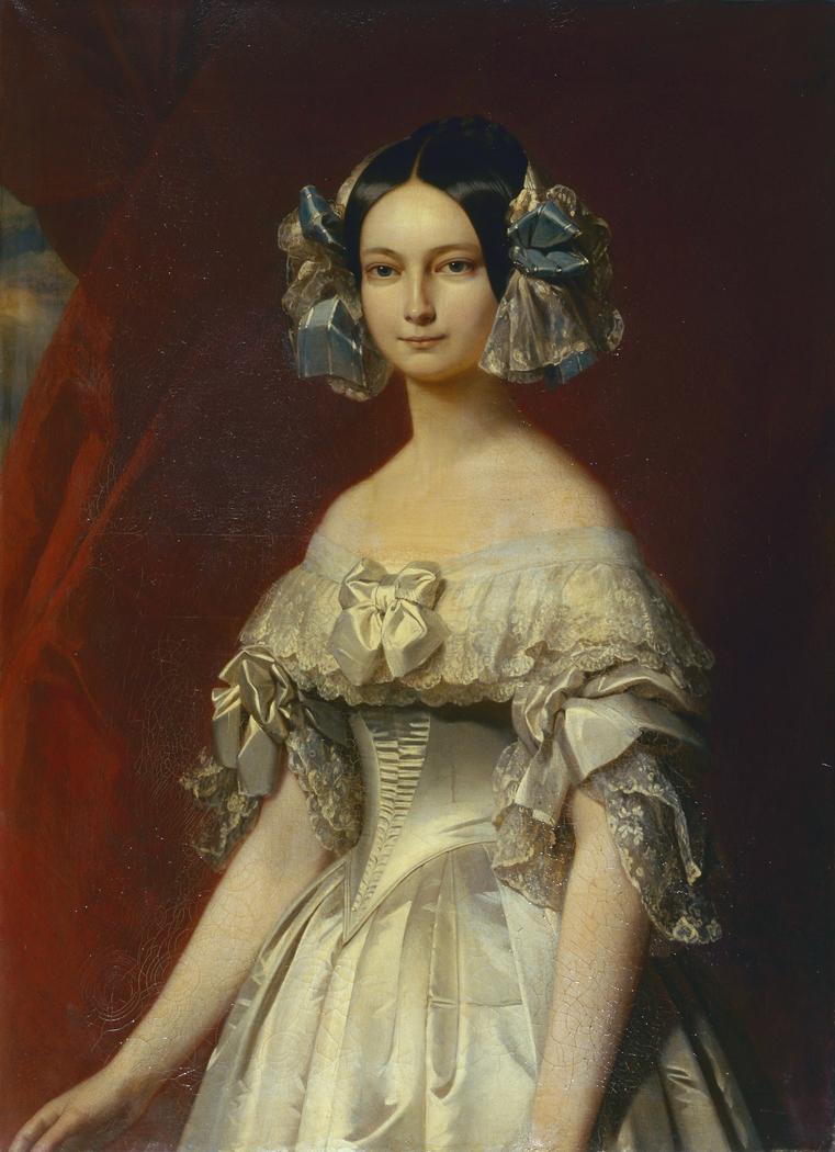 Portrait de la princesse royale, duchesse d'Orléans