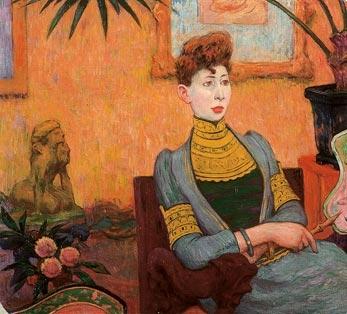 Portrait de Madame Champsaur
