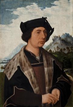 Portrait of a Man (1515–1530)