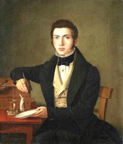 Portrait of a Porcelain painter