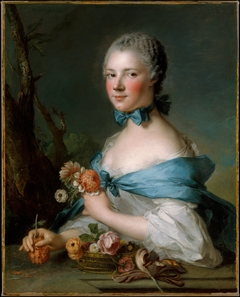 Portrait of a Woman, Called the Marquise Perrin de Cypierre