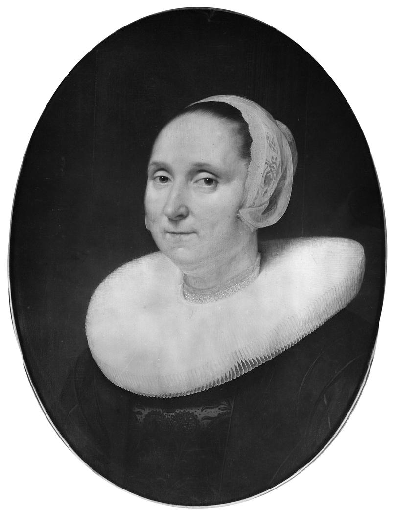 Portrait of a woman, perhaps Dorothea Adriaensdr. Keijser, wife of Dammas Jansz. Pesser
