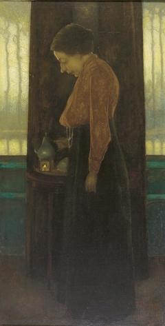 Portrait of Anne Zernike (1887-1972)