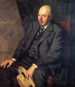 Portrait of Anton Dreesman