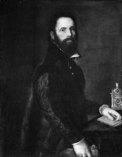 Portrait of Antonio Galli