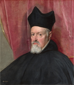 Portrait of Archbishop Fernando de Valdés