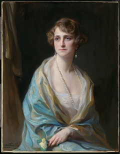 Portrait of Clarice de Rothschild