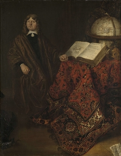 Portrait of Cornelis Jansz Meyer, Hydraulic Engineer