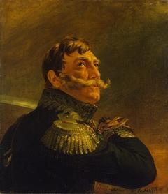 Portrait of Dmitry Ye. Kuteynikov (1766-1844)