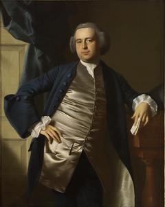 Portrait of Govenor Moses Gill