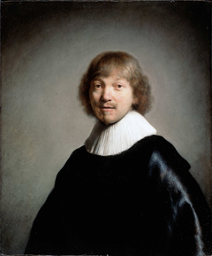 Portrait of Jacob de Gheyn III