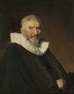 Portrait of Johan van Schoterbosch, Councilor and Alderman of Haarlem