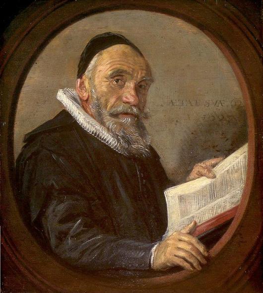 Portrait of Johannes Acronius