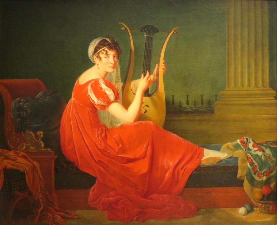 Portrait of Josephine Budayevskaya