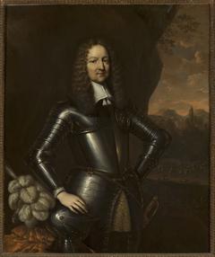 Portrait of Kronprinz Wilhelm Heinrich zu Brandenburg