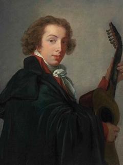 Portrait of Le comte Siemontkowsky Bystry