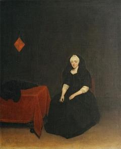 Portrait of Lucretia Rouse (1650-1713)