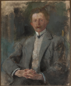 Portrait of Ludwik Puget