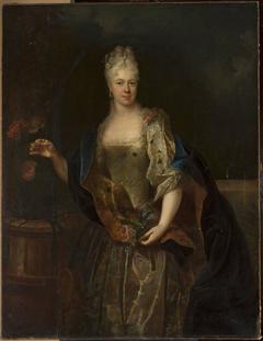 Portrait of Ludwika Amalia Lubomirska (1722–1778)