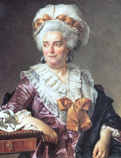 Portrait of Madame Charles-Pierre Pecoul