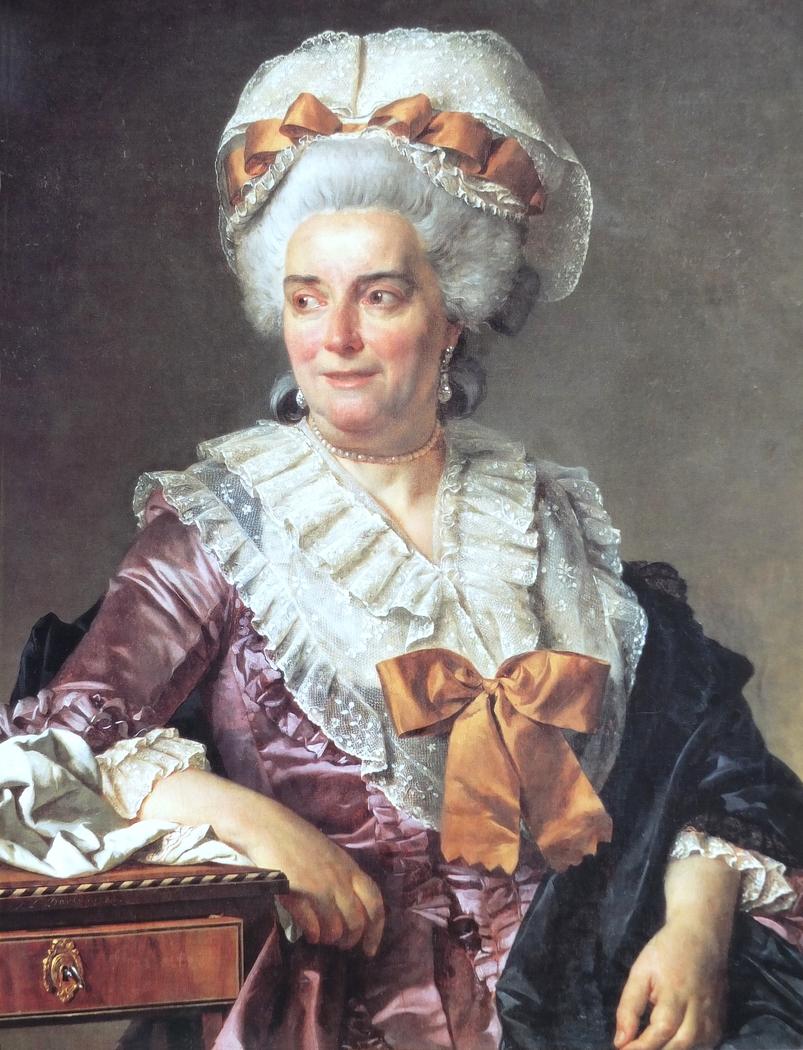 Portrait of Madame Charles-Pierre Pecoul