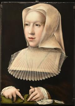 Portrait of Margaretha van Oostenrijk
