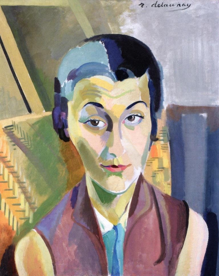 Portrait of Maria Lani