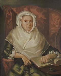 Portrait of Mrs. Nicholas Salisbury