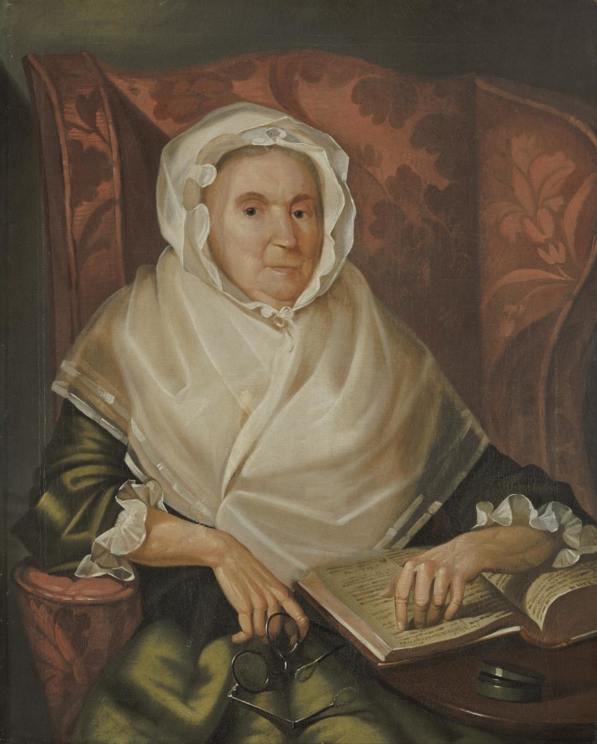 Portrait of Mrs. Nicholas Salisbury