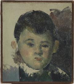 Portrait of Paul, the Artist's Son