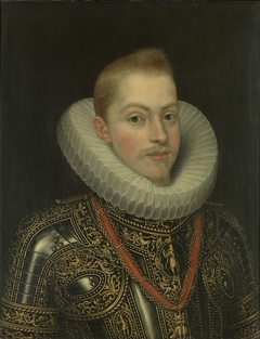 Portrait of Philip III, King of Spain