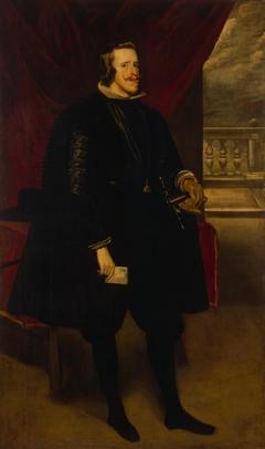 Portrait of Philip IV, King of Spain