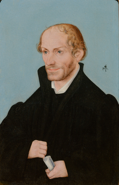 Portrait of Philipp Melanchthon, Church Reformer