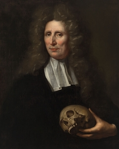 Portrait of Professor Frederik Ruysch