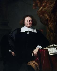 Portrait of Sir John Hebdon