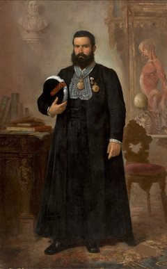 Portrait of the Doctor José Maria Chaves