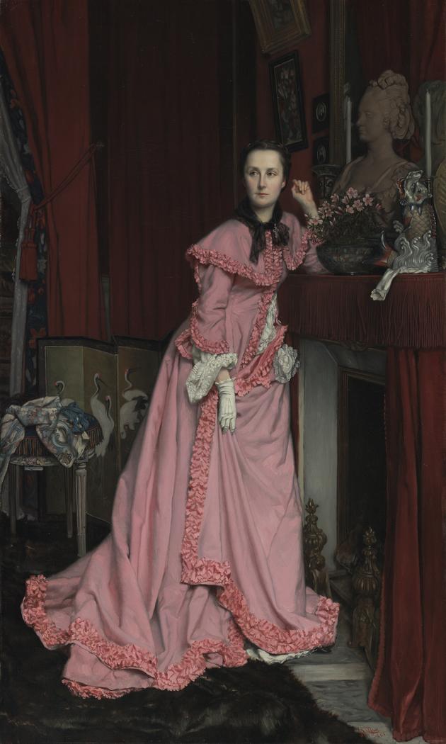 Portrait of the Marquise de Miramon, née, Thérèse Feuillant
