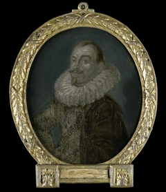 Portrait of Theodorus Rodenburgh, Diplomat and Dramatic Poet