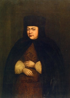 Portrait of Tsarina Natalia Kirillovna