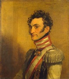 Portrait of Vladimir I. Kablukov (1780-1848) (2nd)