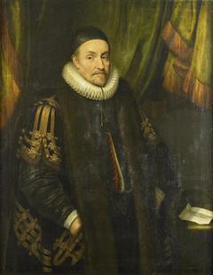 Portrait of Willem I (1533-84), prince of Orange, called William the Silent