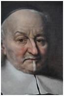 Portret Joost van den Vondel