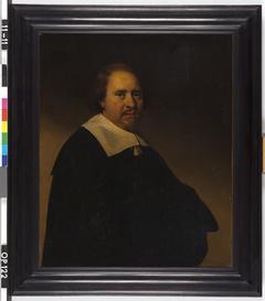 Portret van Abraham Heydanus