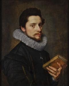 Portret van Hugo de Groot (Delft 1583 – Rostock 1645)