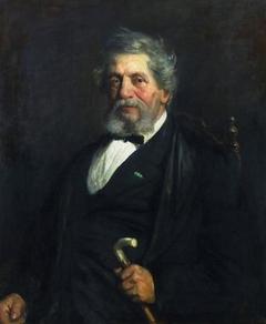 Portret van Mr. Pieter Blussé van Oud Alblas
