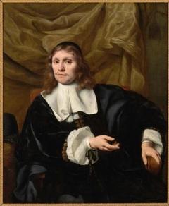 Portret van Pieter Burgersdijk