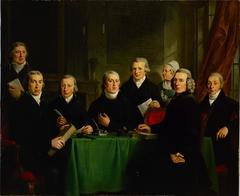 Regents of the Nieuwezijds Almshouse, 1799
